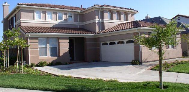 the house  California house. CA House